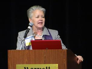 N.C. Commerce Secretary Sharon Decker