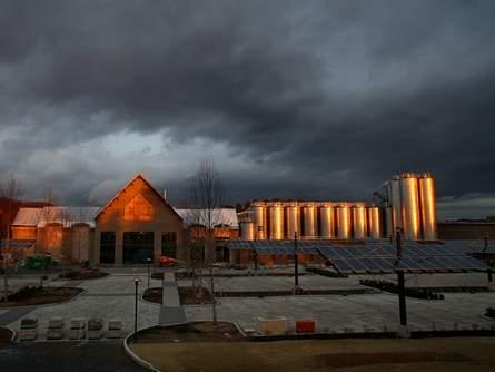 Sierra Nevada's Mills River NC Plant