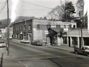 Asheville South Side 1960's